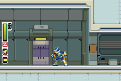 Megaman Zero 2 - form - User Screenshot